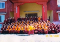 Nuns of Sakya Rinchen Choling