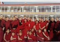 Nuns of Sakya Thrinley Ling